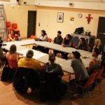Group meeting in Toronto