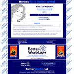 Heroes for a Better World - Nina Meyehof