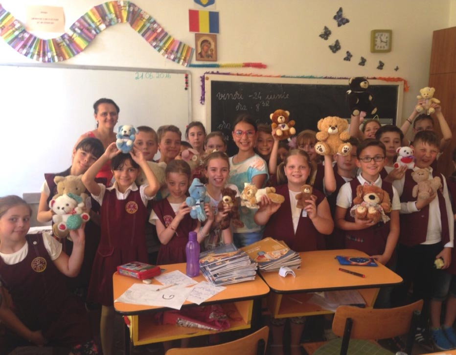 COE Teddy Bear Project