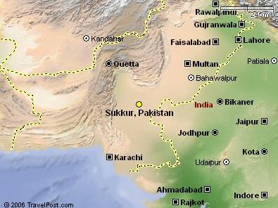 Regional Background, Sukkur | Children of the Earth