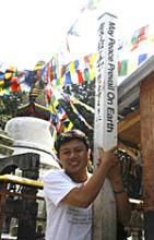 Jimmy in Nepal