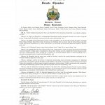 State of Vermont Senate Resolution Honoring Dr. Nina Lynn Meyerhof